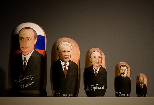 Vladimir Putin y el regreso del autoritarismo a Rusia